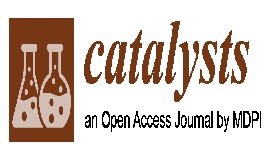Catalysts (ISSN 2073-4344; Impact Factor: 3.082) is an open access journal of catalysts and catalyzed reactions published monthly online by MDPI, providing a rigorous and rapid peer-review. Manuscripts are peer-reviewed and a first decision provided to authors approximately 14 days after submission; acceptance to publication is undertaken in 6.9 days (median values for papers published in this journal in 2017). <br>
