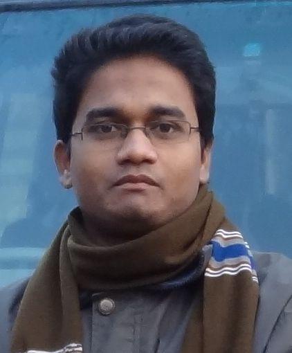 Krishnendu Sarkar