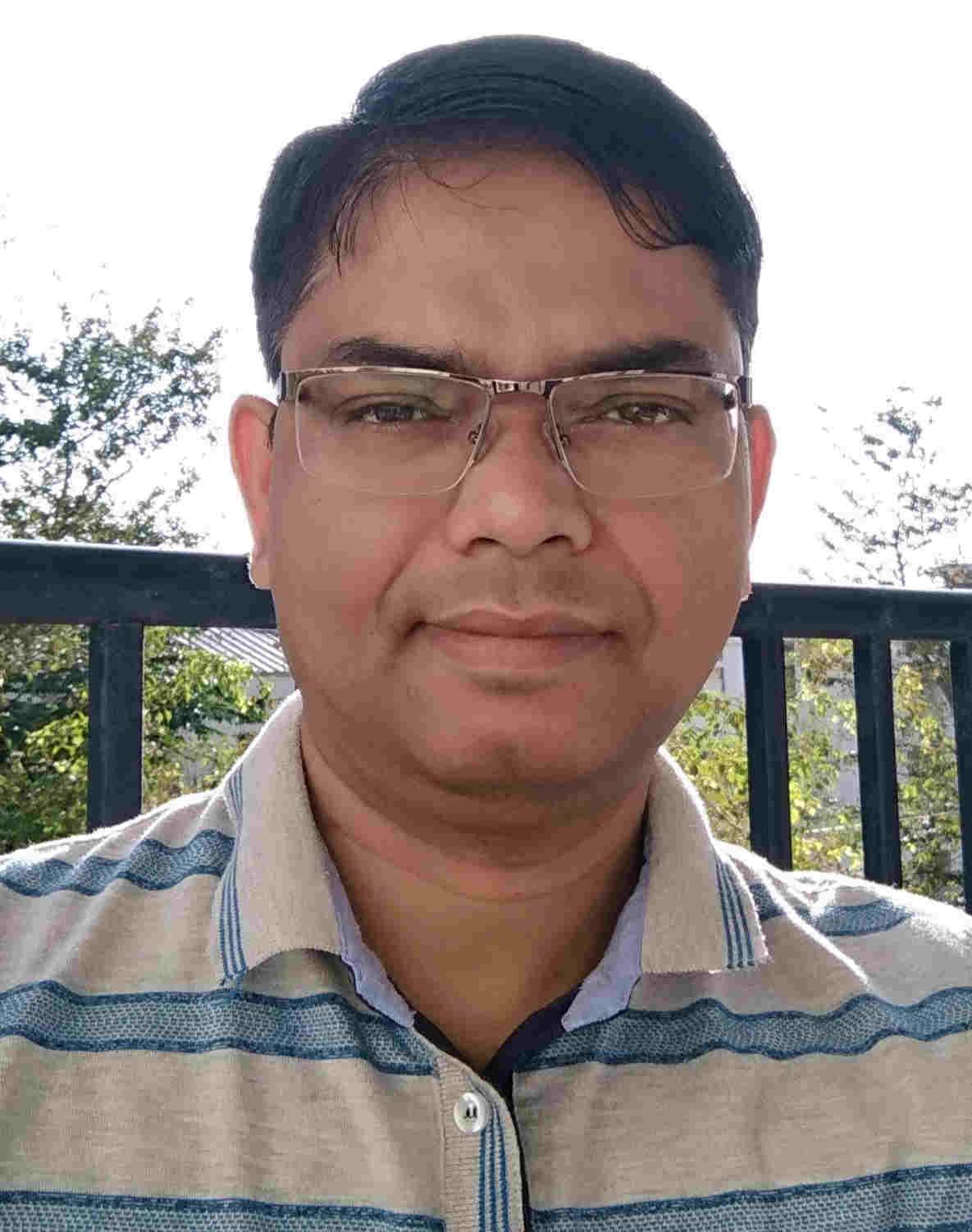 Dambarudhar Mohanta