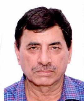 Prof. D. K. Dhawan