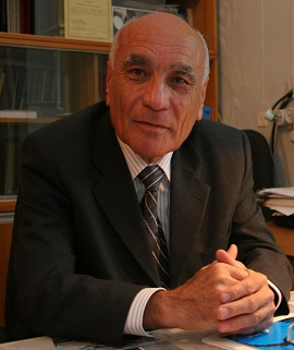 Dr. Habibullo I. Abdussamatov