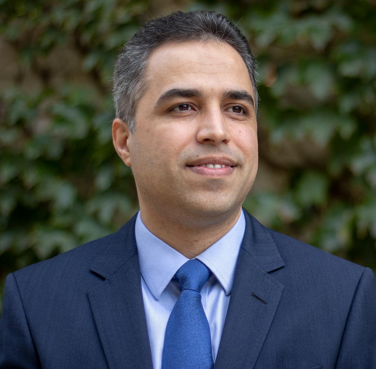 Prof. Saber Moradi