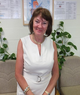 Prof. Mary Sheppard