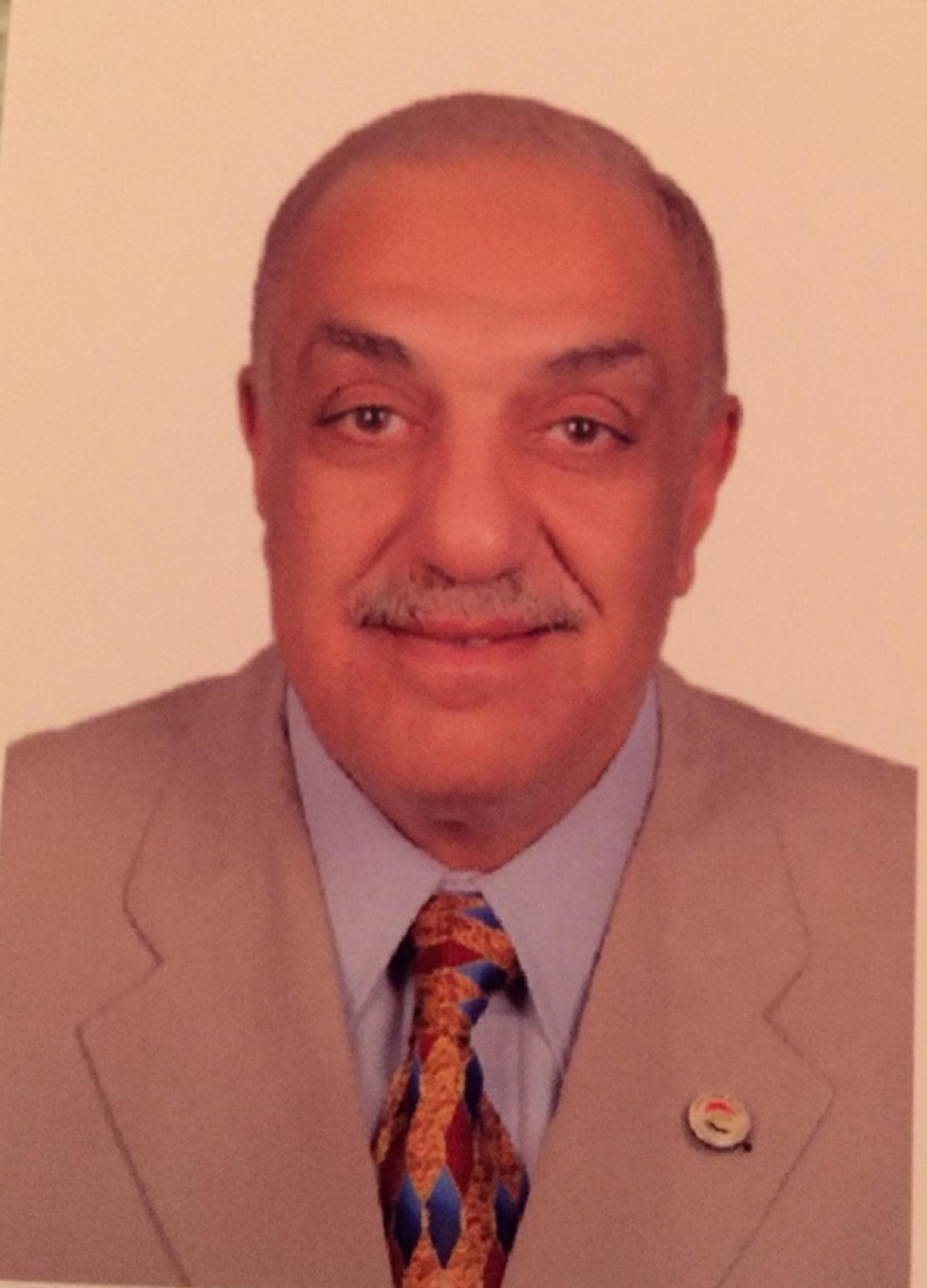 Prof. Dr. Tarek Mohamed Kamal Motawi