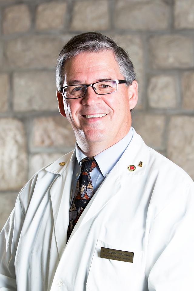 Prof. Dr. Joseph M. Blondeau